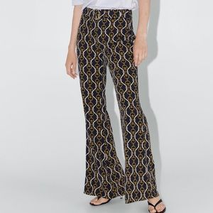 ZARA Women's Pants Flare - (new)